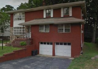This is the FBI Fort Lee surveillance house that was watching the Mossad operations across the street where Mohammed Atta came to visit