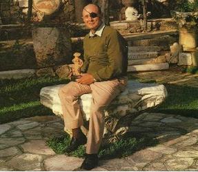 A collector Moshe Dayan