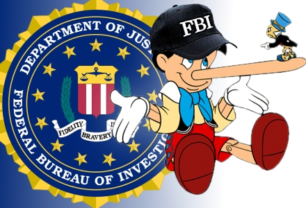 Image result for fbi lies