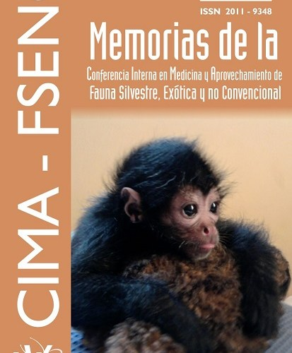 Portada de las Memorias de la CIMA 2015, 11: 1