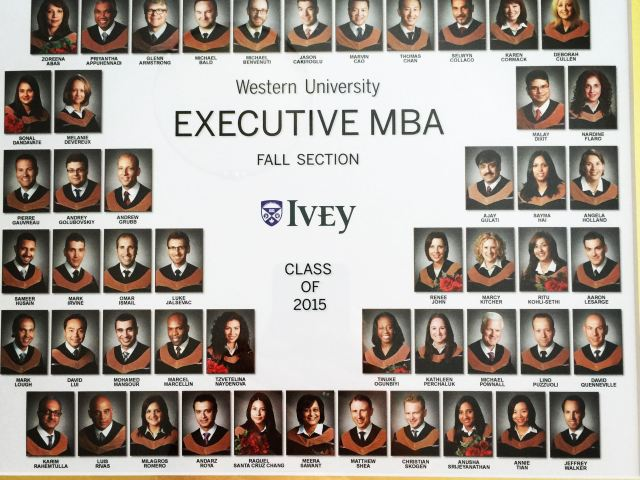 EMBA Valedictorian – Final Chapter of a Veterinarian and an EMBA