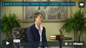 Laura Anderson Veterinarian Recruiter Video