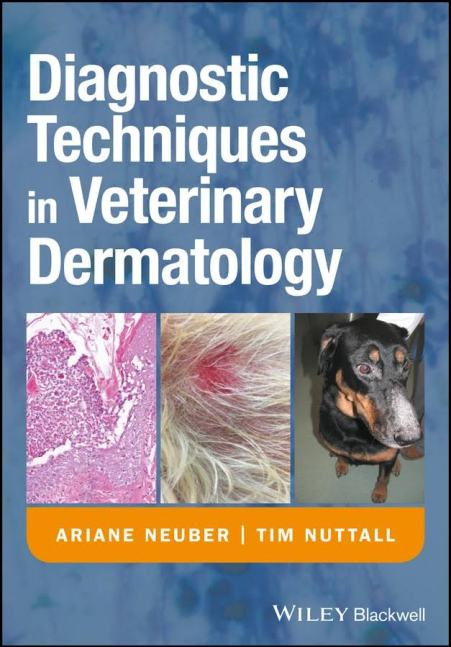 Diagnostic Techniques In Veterinary Dermatology 1st Edition PDF