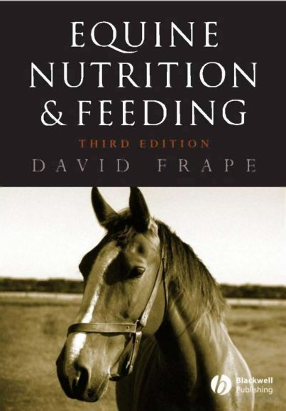 Equine Nutrition And Feeding Pdf Download