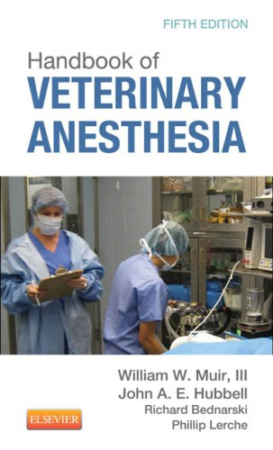 Handbook Of Veterinary Anesthesia 5th Edition PDF Download