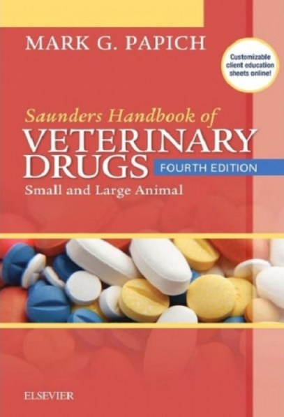 Saunders Handbook Of Veterinary Drugs Small And Large Animal 4th Edition PDF