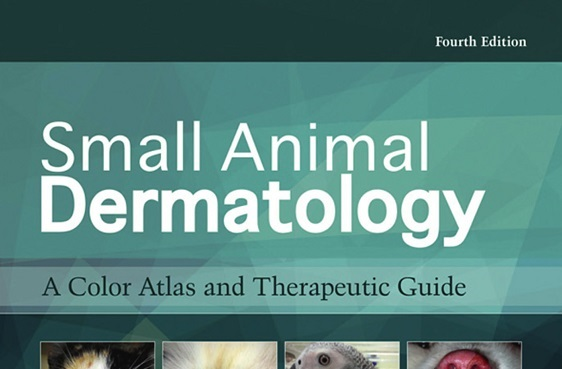 Small Animal Dermatology, A Color Atlas And Therapeutic Guide, 4th Edition [www.veterinarydiscussions.net]