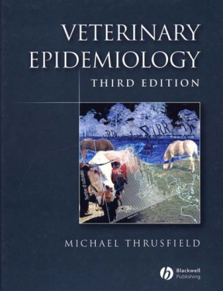 Veterinary Epidemiology Third Edition PDF Download