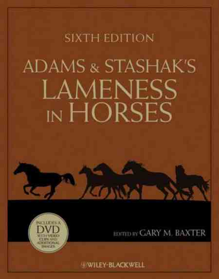 Adams And Stashak's Lameness In Horses 6th Edition PDF