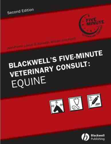 Blackwell's Five Minute Veterinary Consult Equine PDF Page 0001