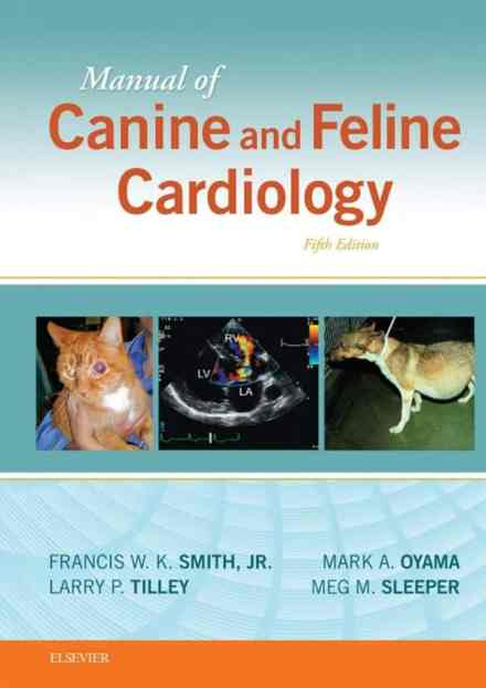 Manual Of Canine And Feline Cardiology 5th Edition PDF