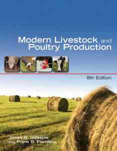 Modern Livestock And Poultry Production 8th Edition PDF