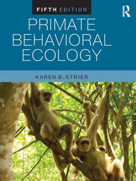 Primate Behavioral Ecology 5th Edition PDF