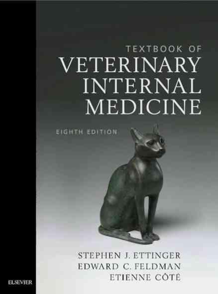 Textbook of Veterinary Internal Medicine 8th Edition PDF