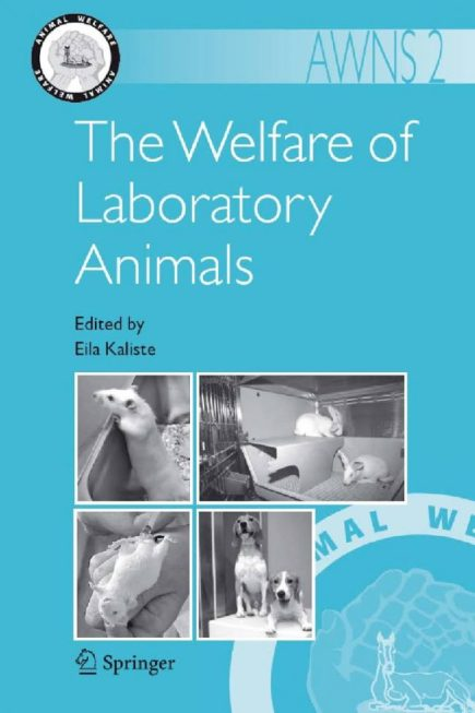 The Welfare Of Laboratory Animals PDF
