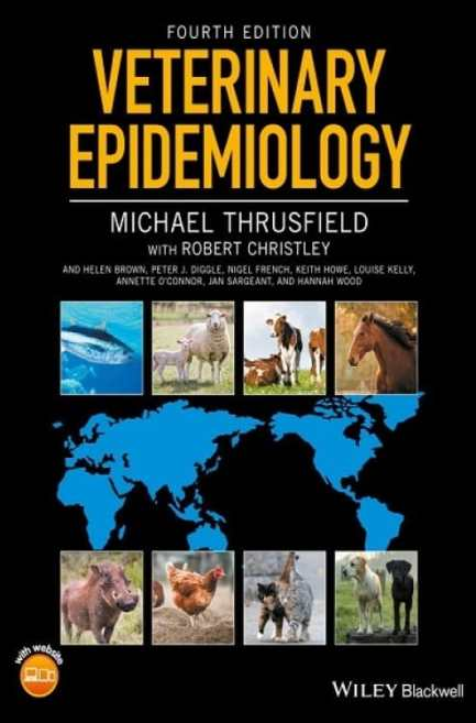 Veterinary Epidemiology 4th Edition PDF