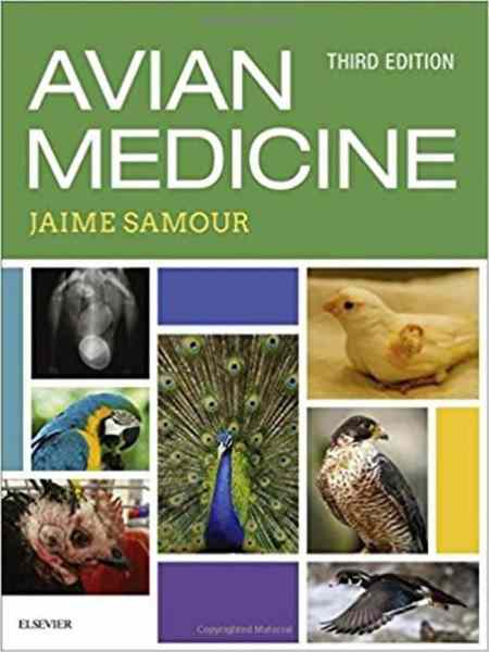 Avian Medicine 3 Edition Book Free PDF Download