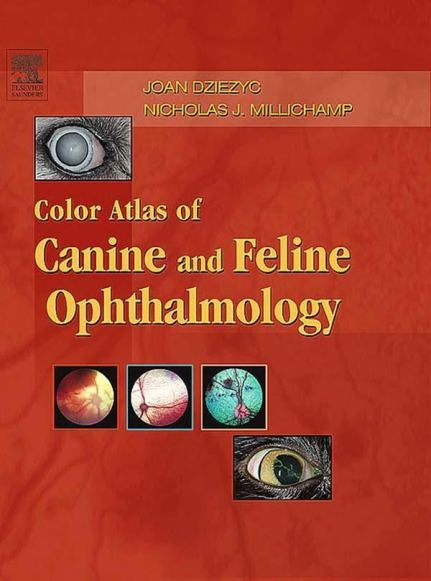 Color Atlas Of Canine And Feline Ophthalmology PDF