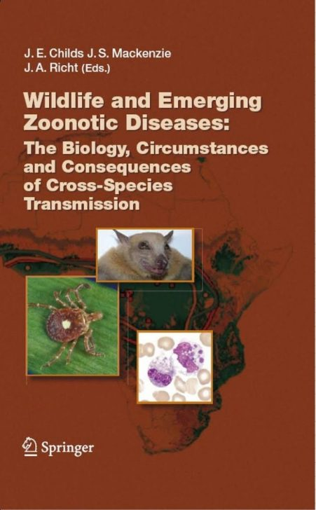 Wildlife And Emerging Zoonotic Diseases Free PDF Download
