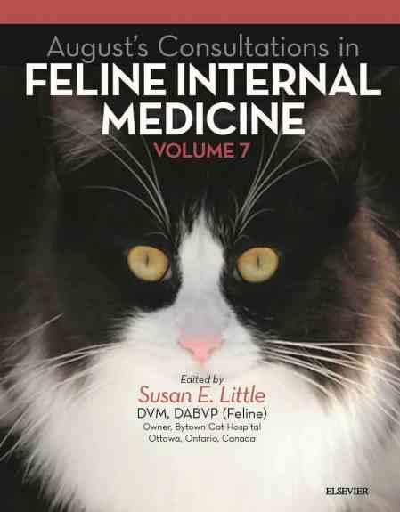 Augusts Consultations In Feline Internal Medicine Volume 7 PDF (2)