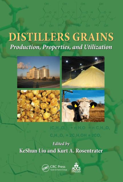 Distillers Grains Production, Properties, And Utilization PDF