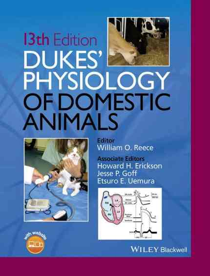 Dukes' Physiology Of Domestic Animals PDF
