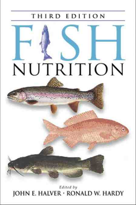 Fish Nutrition 3rd Edition