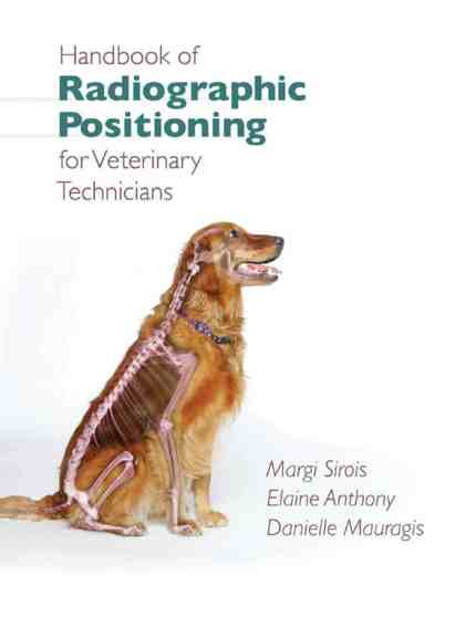 Handbook Of Radiographic Positioning For Veterinary Technicians PDF