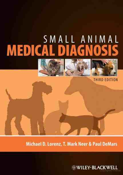 Small Animal Medical Diagnosis Pdf