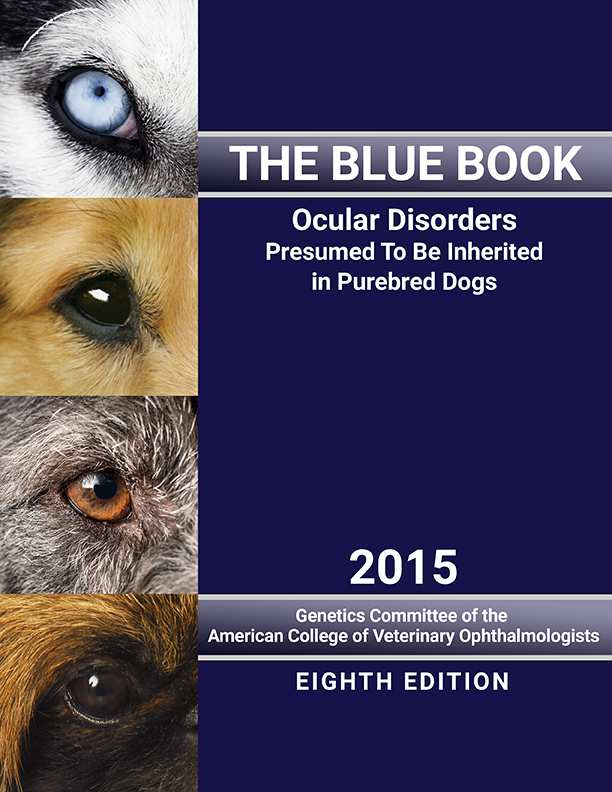 The Blue Book - Ocular Disorders Presumed to be Inherited in ...