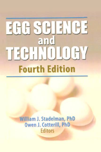 Egg Science And Technology, 4th Edition PDF