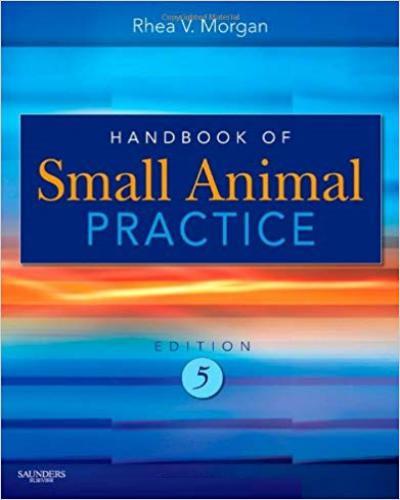 Handbook Of Small Animal Practice 5th Edition