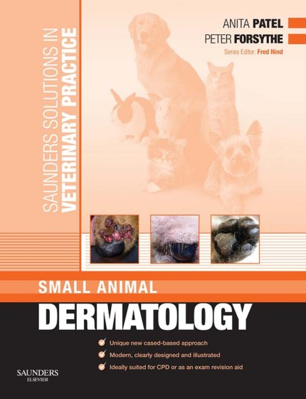 Saunders Solutions In Veterinary Practice Small Animal Dermatology PDF