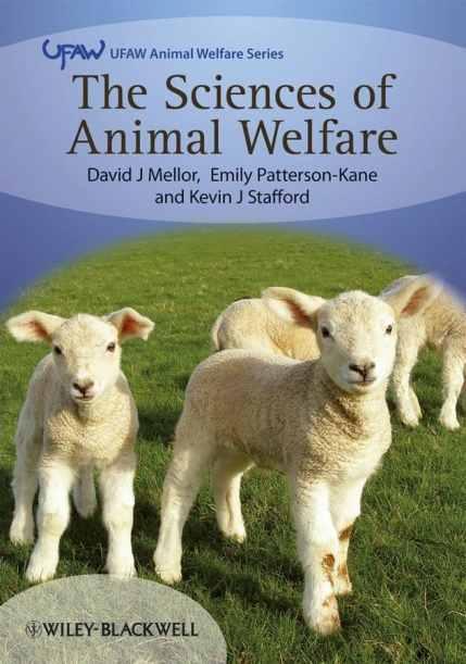 The Sciences Of Animal Welfare PDF