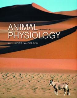 Animal Physiology 3rd Ed