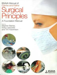 Manual Of Canine And Feline Surgical Principles A Foundation Manual