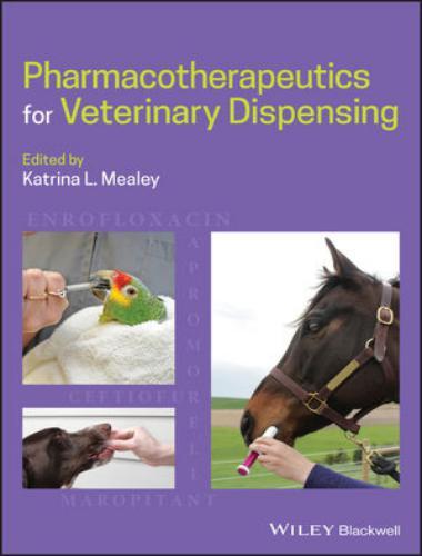 Pharmacotherapeutics For Veterinary Dispensing Pdf
