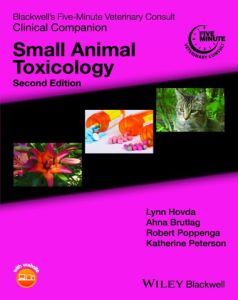 Bs Five Minute Veterinary Consult Clinical Companion Toxicology