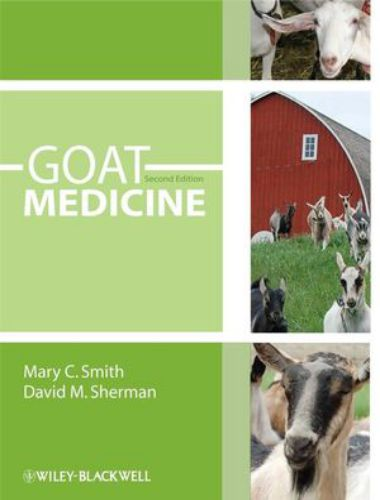 Goat Medicine 2nd Edition