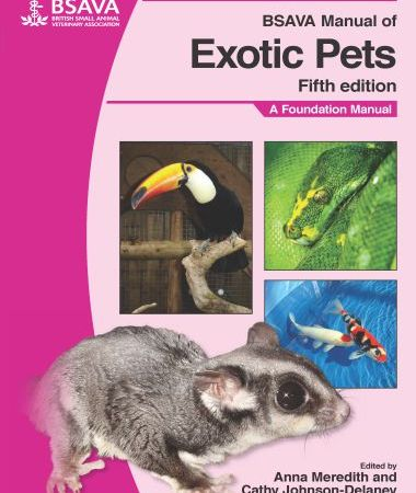 Manual Of Exotic Pets, A Foundation Manual, 5th Edition (PDFLibrary.Net)