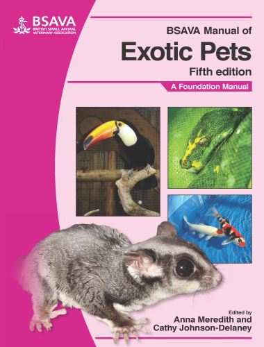 Manual of Exotic Pets A Foundation Manual 5th Edition