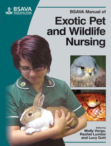 Manual Of Exotic Pet And Wildlife Nursing