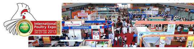 International Poultry Expo (IPEX 2013)