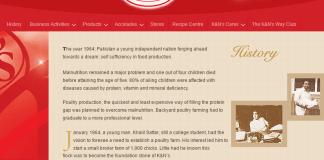 K&Ns Pakistan History