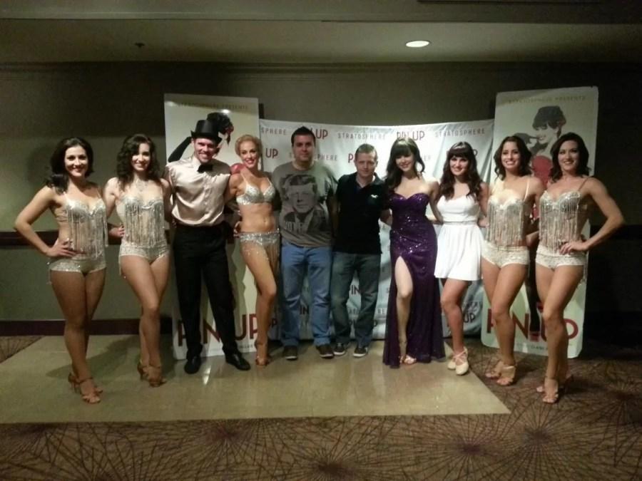 Las Vegas staat ook synoniem voor show en glitter. Ga zeker naar één van de vele shows in de casino's.
