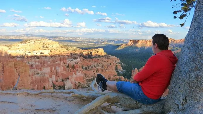 Adembenemende rotsformaties in Bryce Canyon National Park