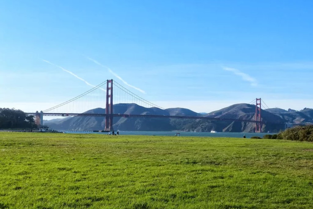 Fantastische roadtrip afsluiten in San Francisco