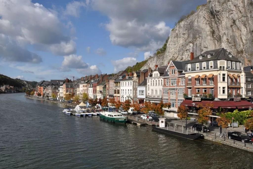 Grote plannen: op pad doorheen voor mij onbekend Wallonië