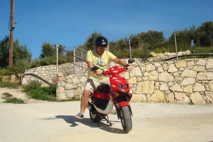 scooter huren kreta