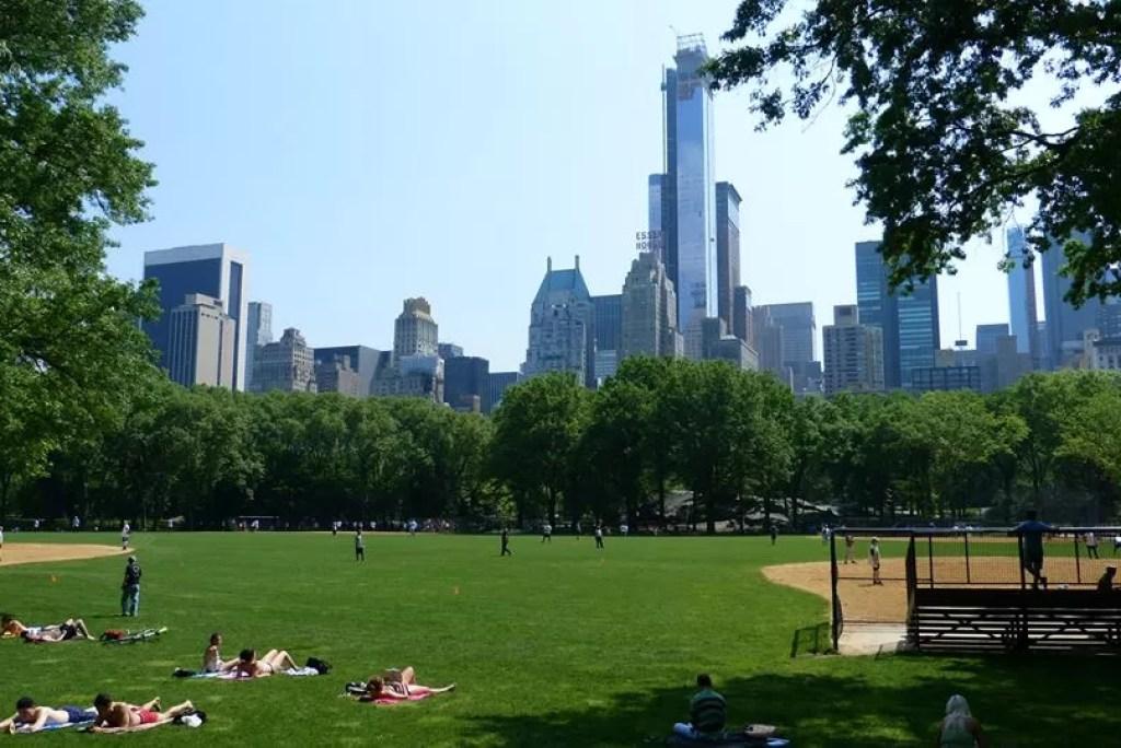 Mijn 5 favoriete parken in New York